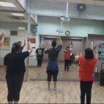 會員活動剪影「同行共舞」現代舞興趣班